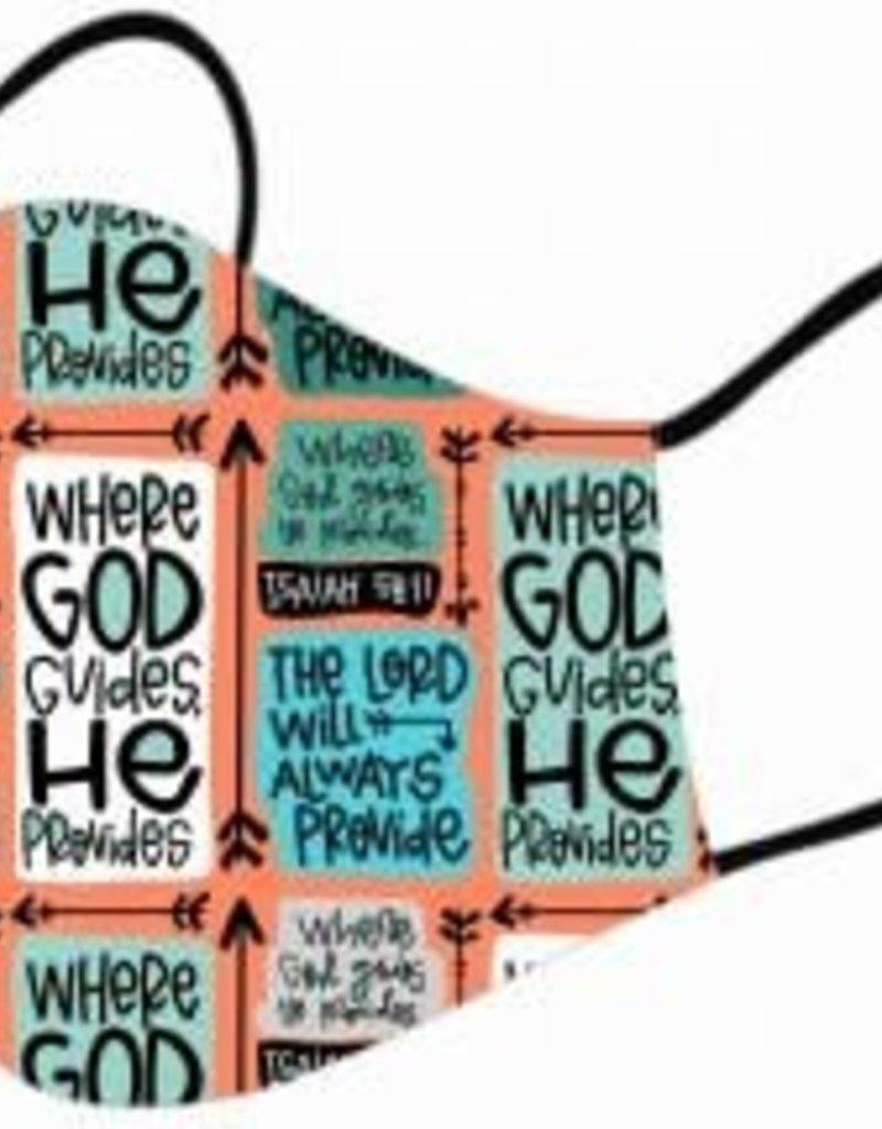 Face Mask- Isaiah 58:11