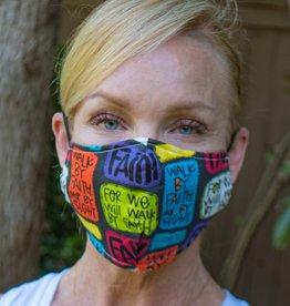 Face Mask-2 Corinthians 5:7