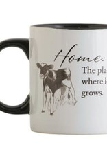 Home Calf Mug  J1507