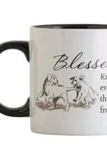 Blessed Puppy Mug J1528