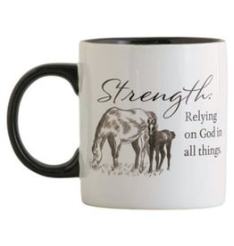 Strength Horse Mug
