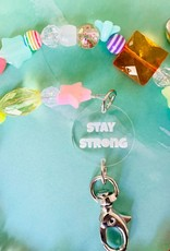 Happy Mask Stay Strong Mates Mask Chain