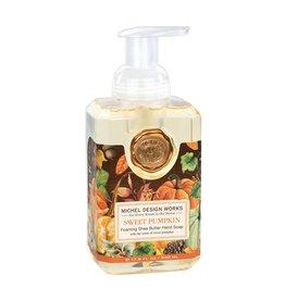 Sweet Pumpkin Foaming Hand Soap