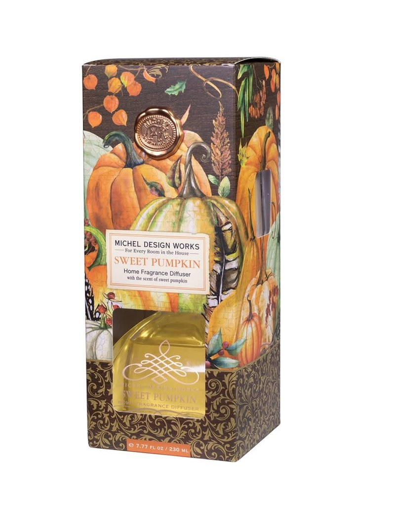 Sweet Pumpkin Home Fragrance Diffuser