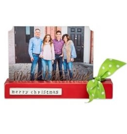 Merry Christmas Card & Picture Holder
