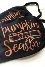 Face Mask- Pumpkin Spice