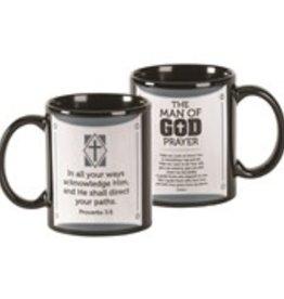 Mug Man of God Prayer
