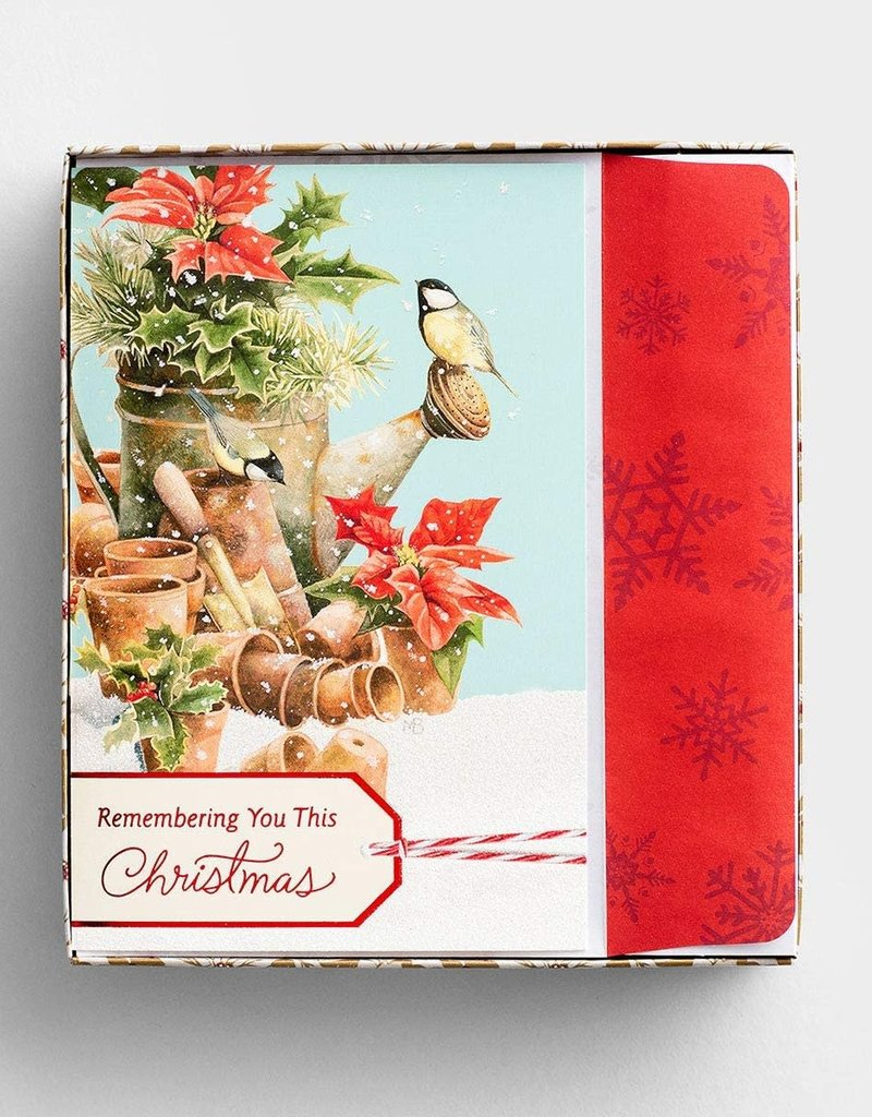 Cmas Boxed:  Remembering You This Christmas J0461