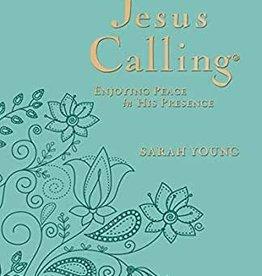 JESUS CALLING : ENJOYING PEACE IN HIS PRESENCE