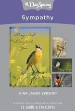 Card-Boxed-Sympathy-Birds  60934