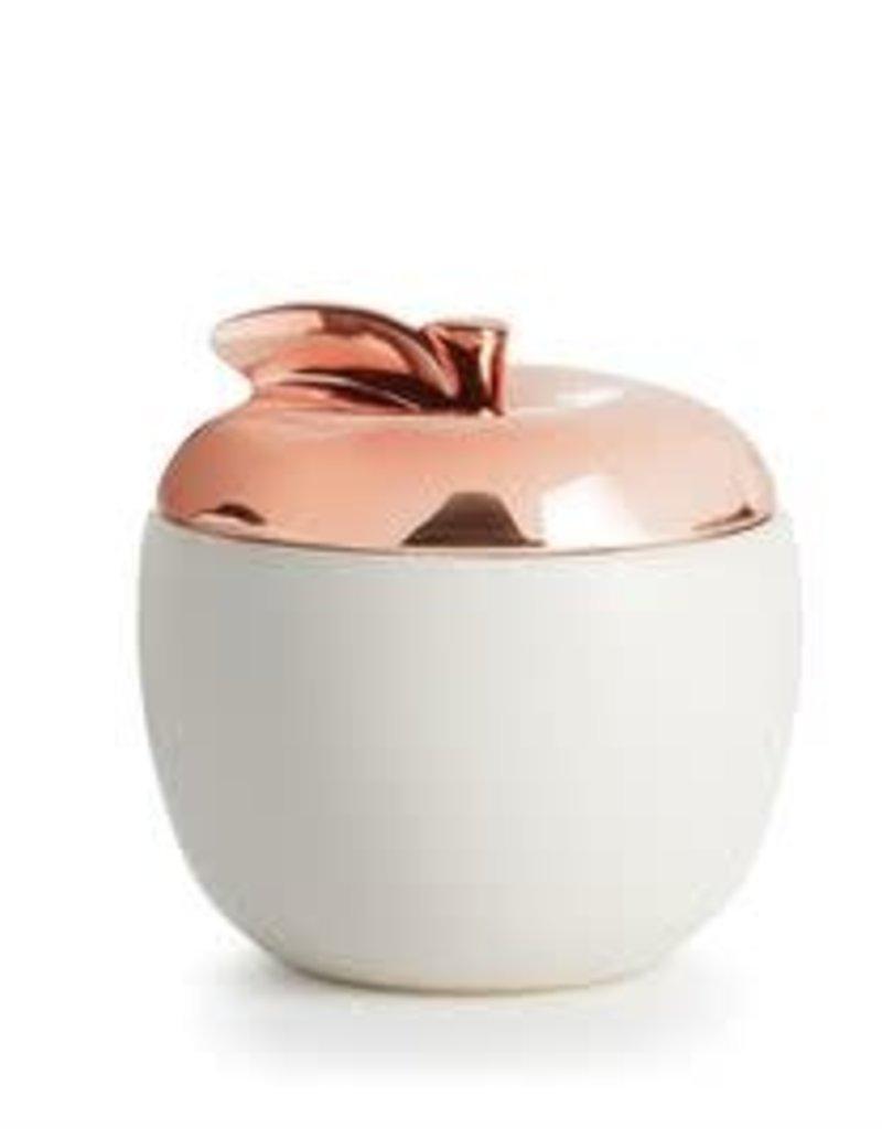 Cider Woods Ceramic Candle