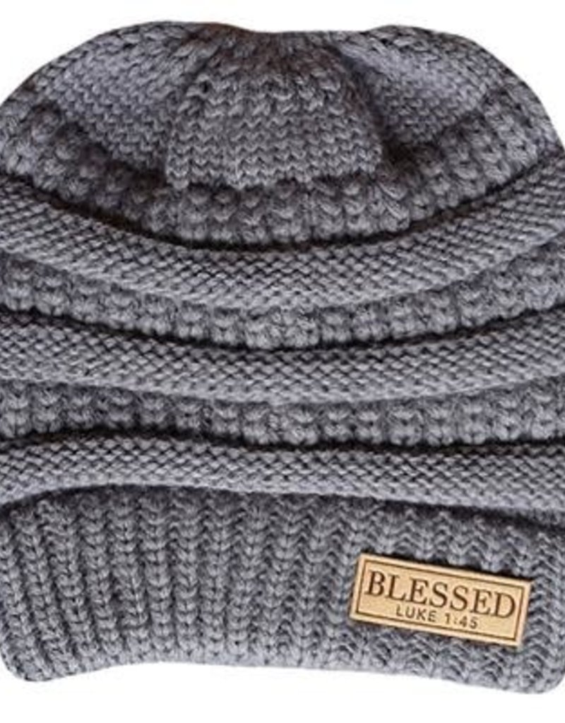 grace & truth Beanie Blessed