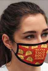 Face Mask- Wanna Taco