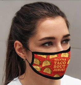 Face Mask- Wanna Taco