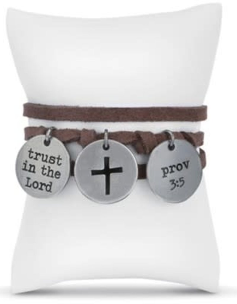 Token Bracelet- Trust in the Lord