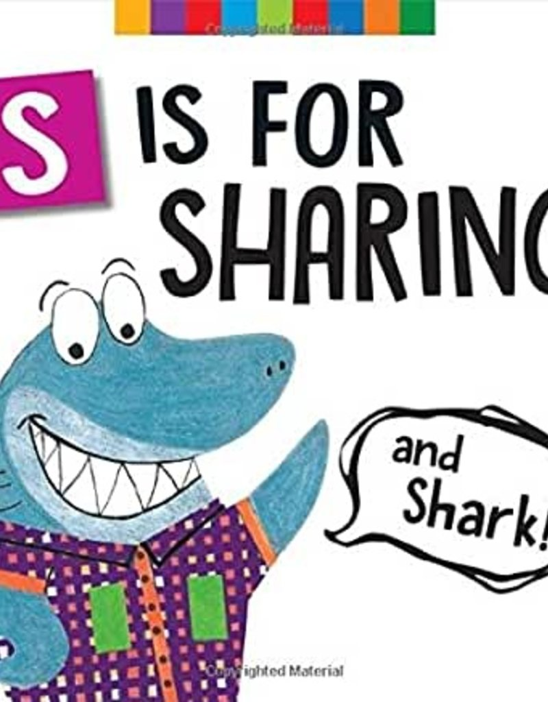 S is for Sharing (and Shark)