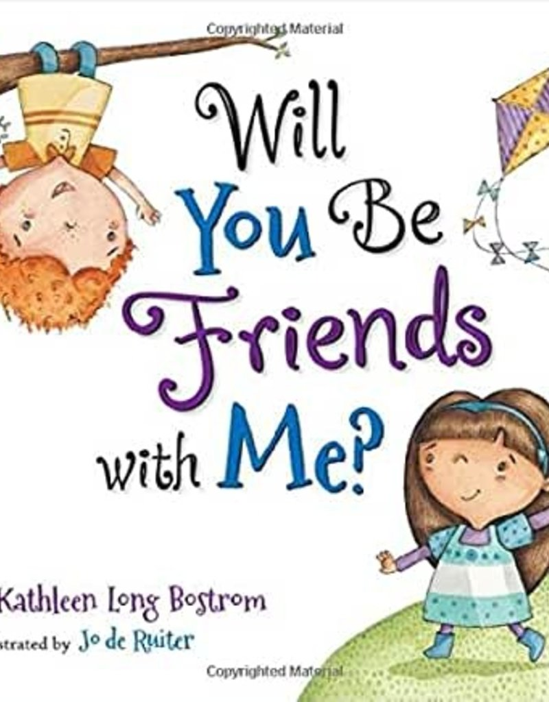 Will You Be Friends with Me?