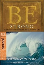 BE STRONG -  JOSHUA