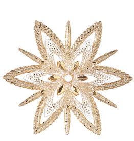 """4.75"""" Star Ornament"""