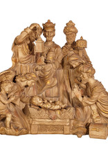 "32"" Bronze Nativity"