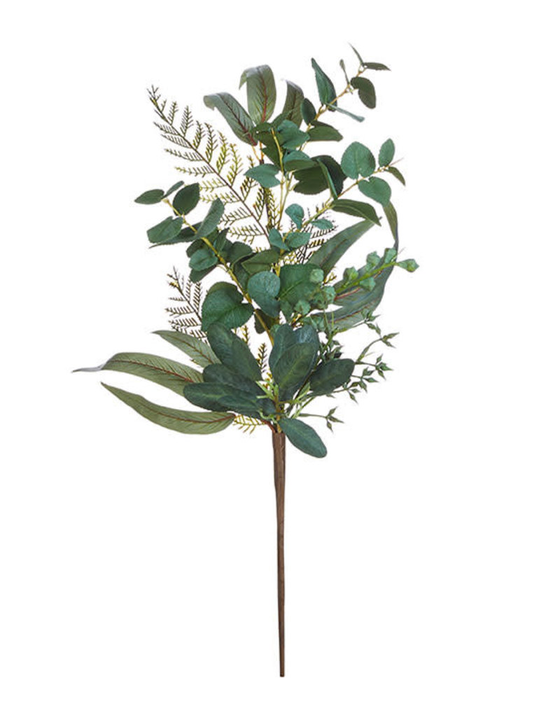 "30"" Mixed Eucalyptus Spray"