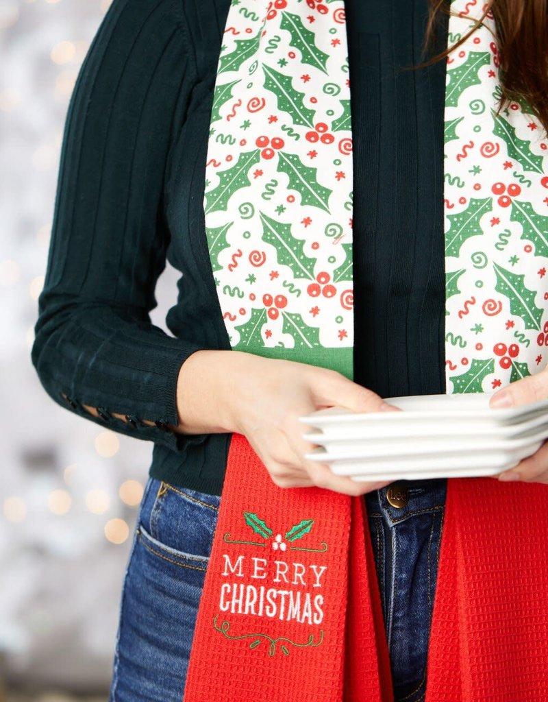 Merry Christmas Boa