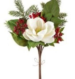 "Pine & Magnolia Pick 20"" H"