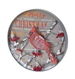 Cardinal/Merry Christmas