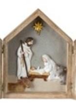 """Nativity Box 16""""L x 10.5""""H"""