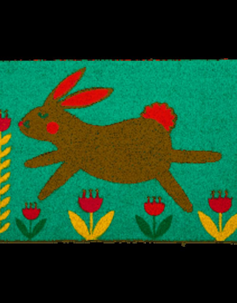 Bunny Folk Garden Doormat