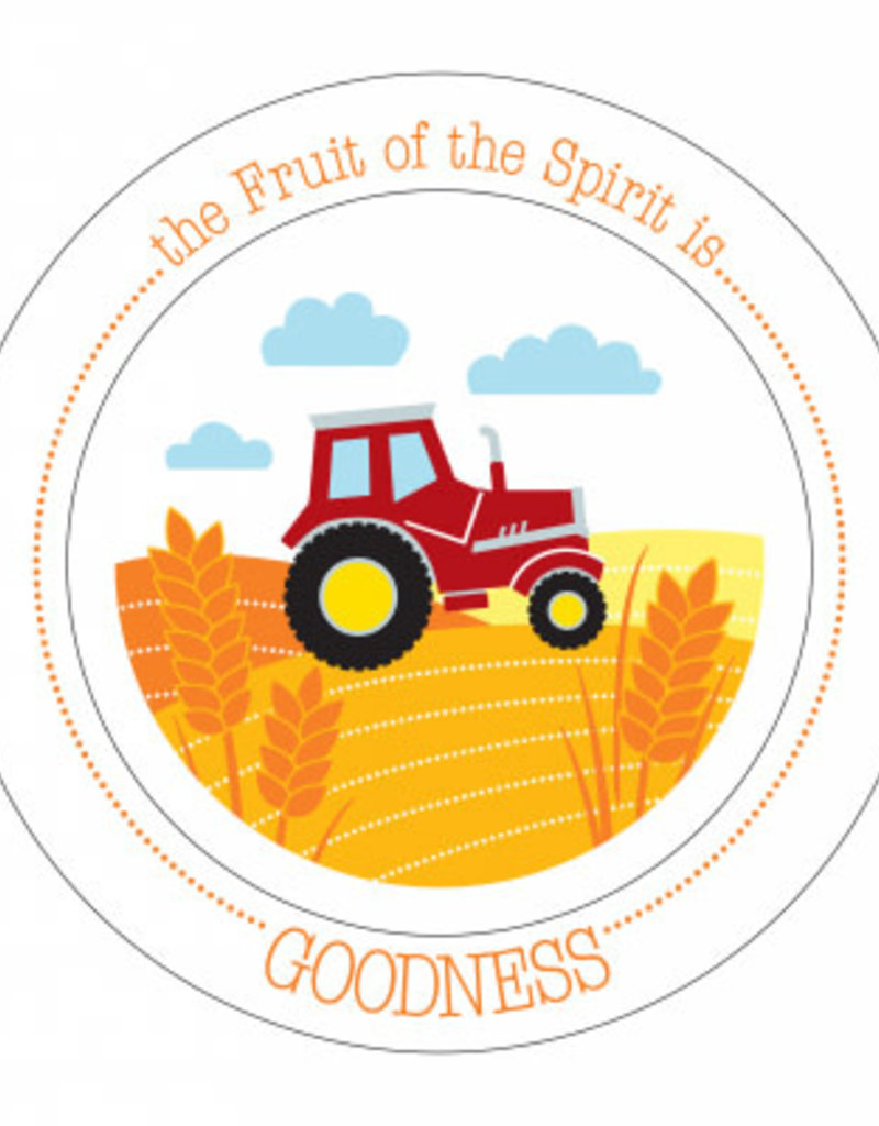 BOWL -FRUIT OF THE SPIRIT IS GOODNESS