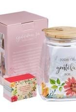 Grateful Jar W/ Cards