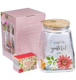 Grateful Jar W/ Cards
