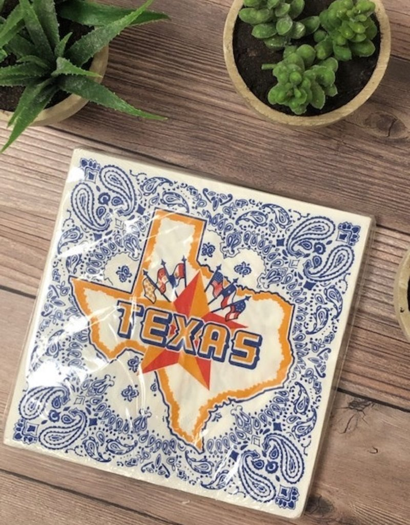 Texas Napkins 20/pk paper