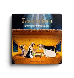 Jesus is Born Ornament Book