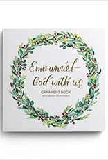 Emmannel God With Us Ornament Book