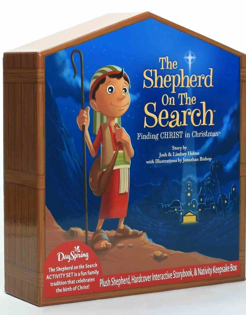 The Shepherd on the Search Activity Set