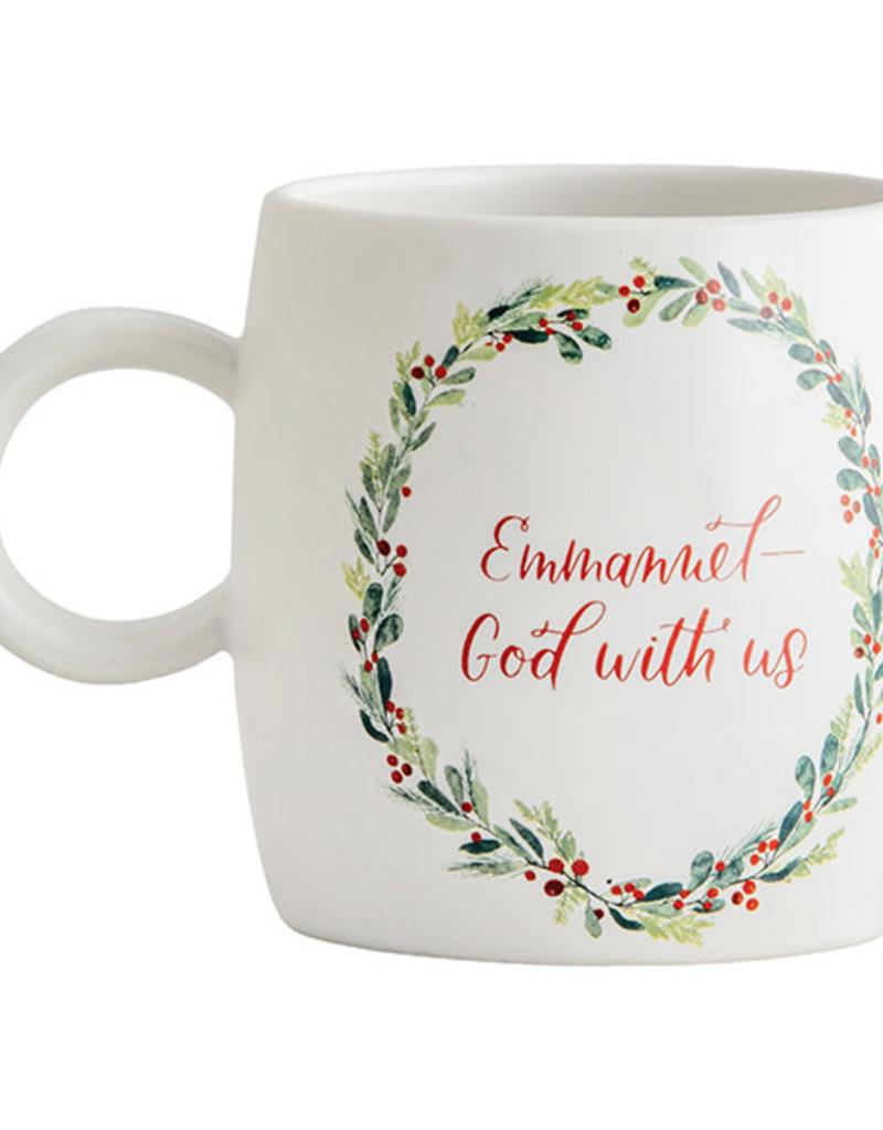 Emmanuel God With Us Coffee Mug J2355