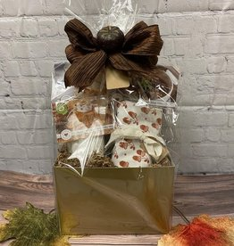 Fall Food Gift Basket