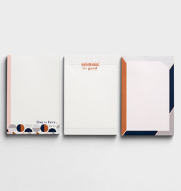 Love Note Pads (Set of 3)