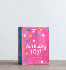 Gift Bag Birthday Joy