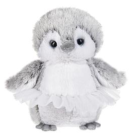 Ballerina Penguin- Silver