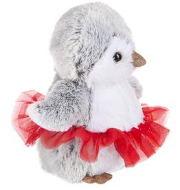 Ballerina Penguin- Red