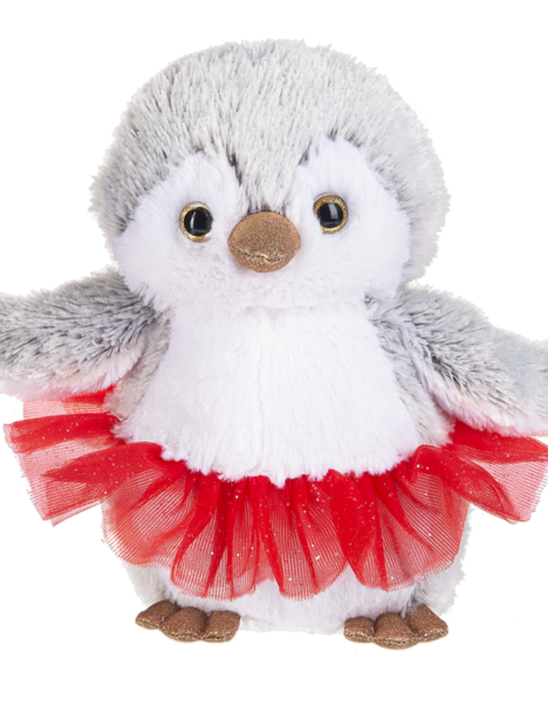 Ballerina Penguin- Red