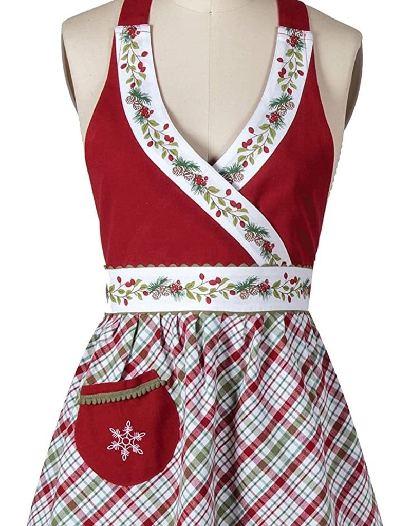 Our Christmas Story Hostess Apron