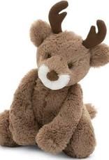 Jellycat Bashful Reindeer Medium Plush