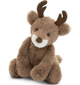 Jellycat Bashful Reindeer Medium Plush
