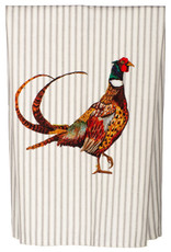 Hamilton Pheasant Tea Towel
