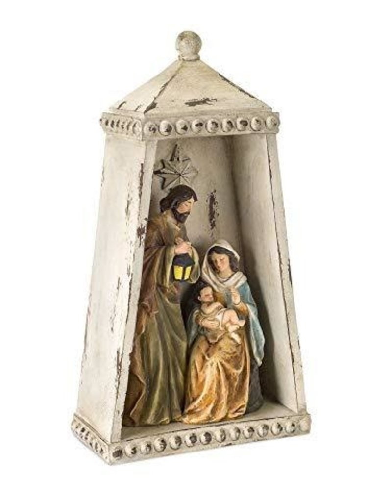 Holy Family in Arch