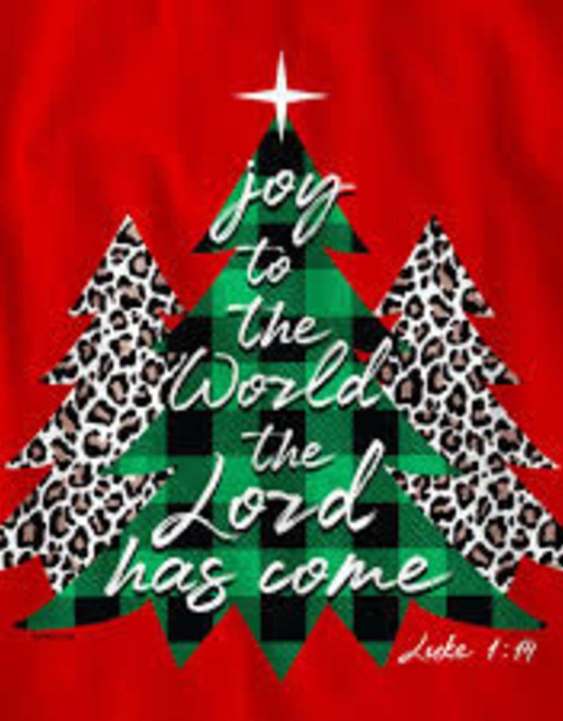 Christmas Trees Long Sleeve T
